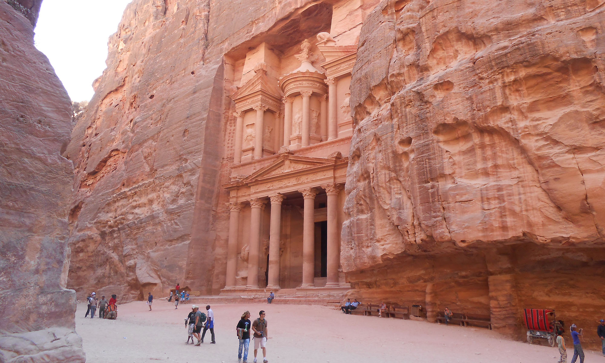 Wonder of the World Petra