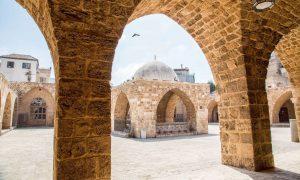 Libanon Tripoli Citadel