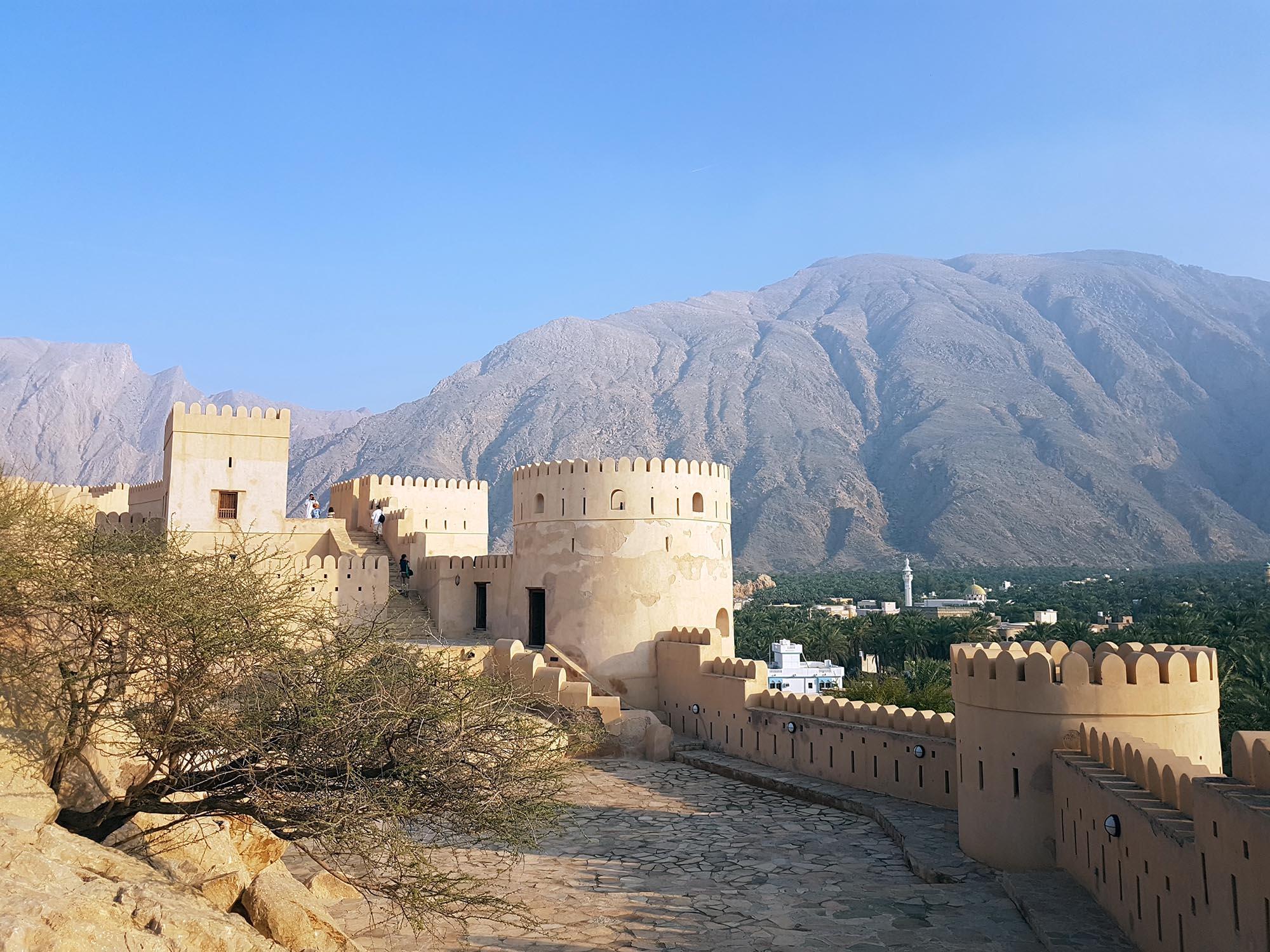 EN [Favoriete reizen] Oman