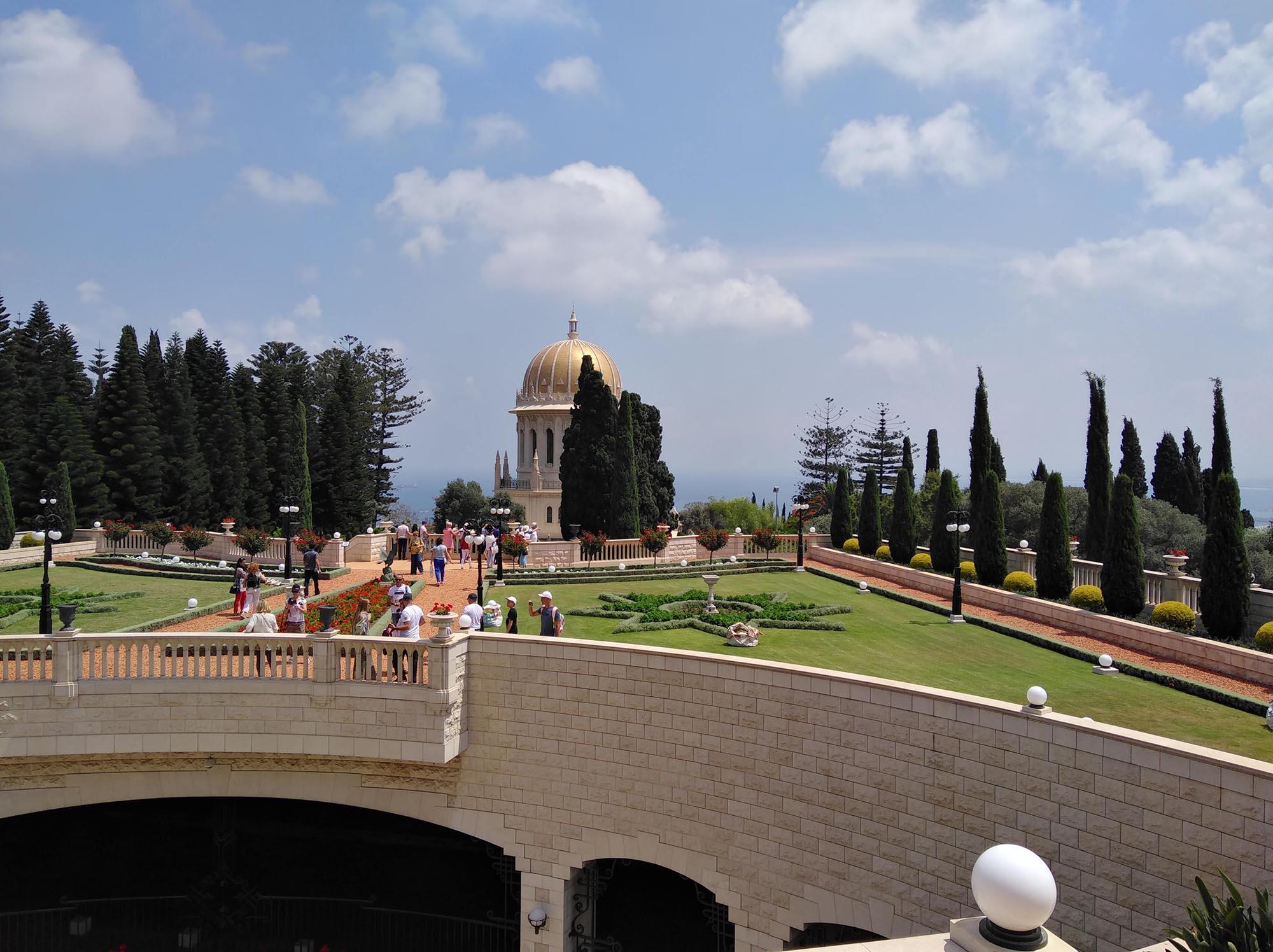 Haifa Bahai
