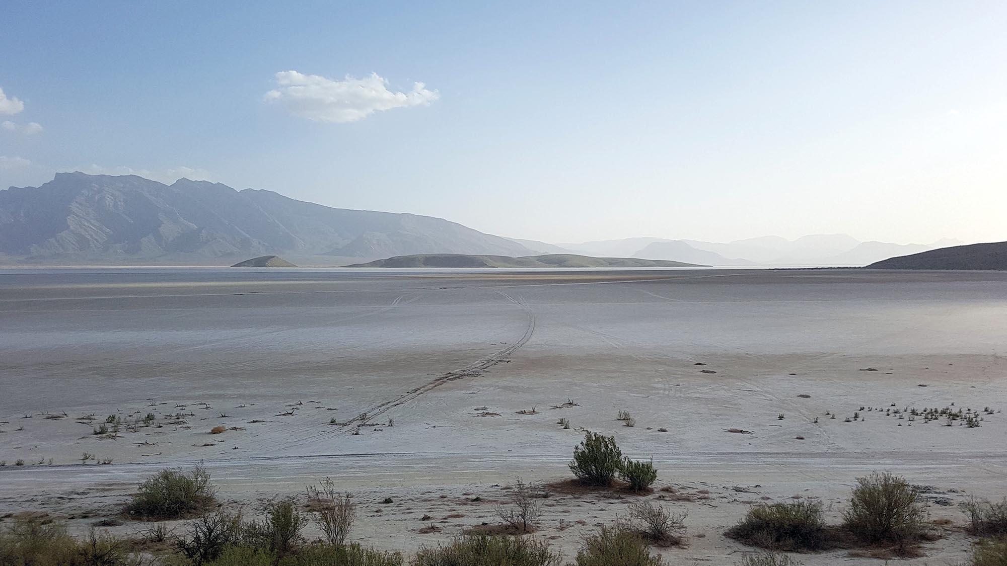 Iran Bakhtegan Nationaal Park