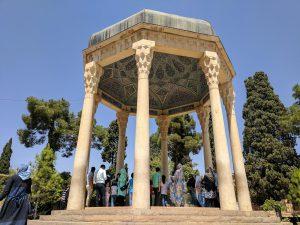 Iran Shiraz Tombe Van Hafez