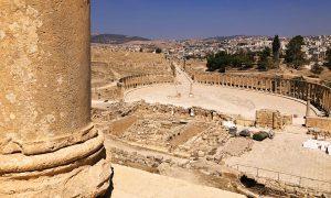 Jordanië Jerash Forum