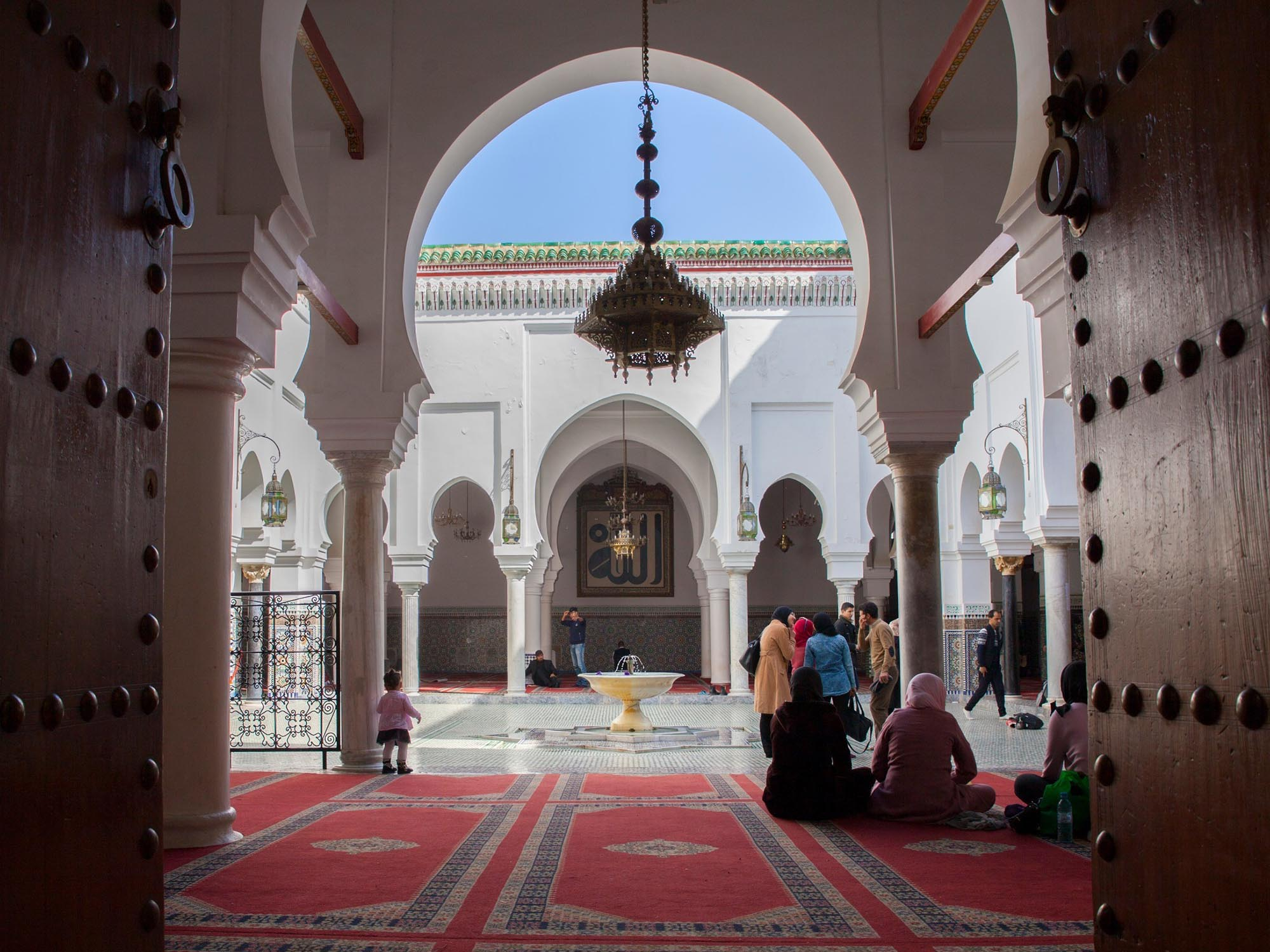 Karaouine Moskee Fez