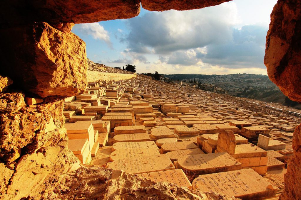 Graves of the Mount of Olives