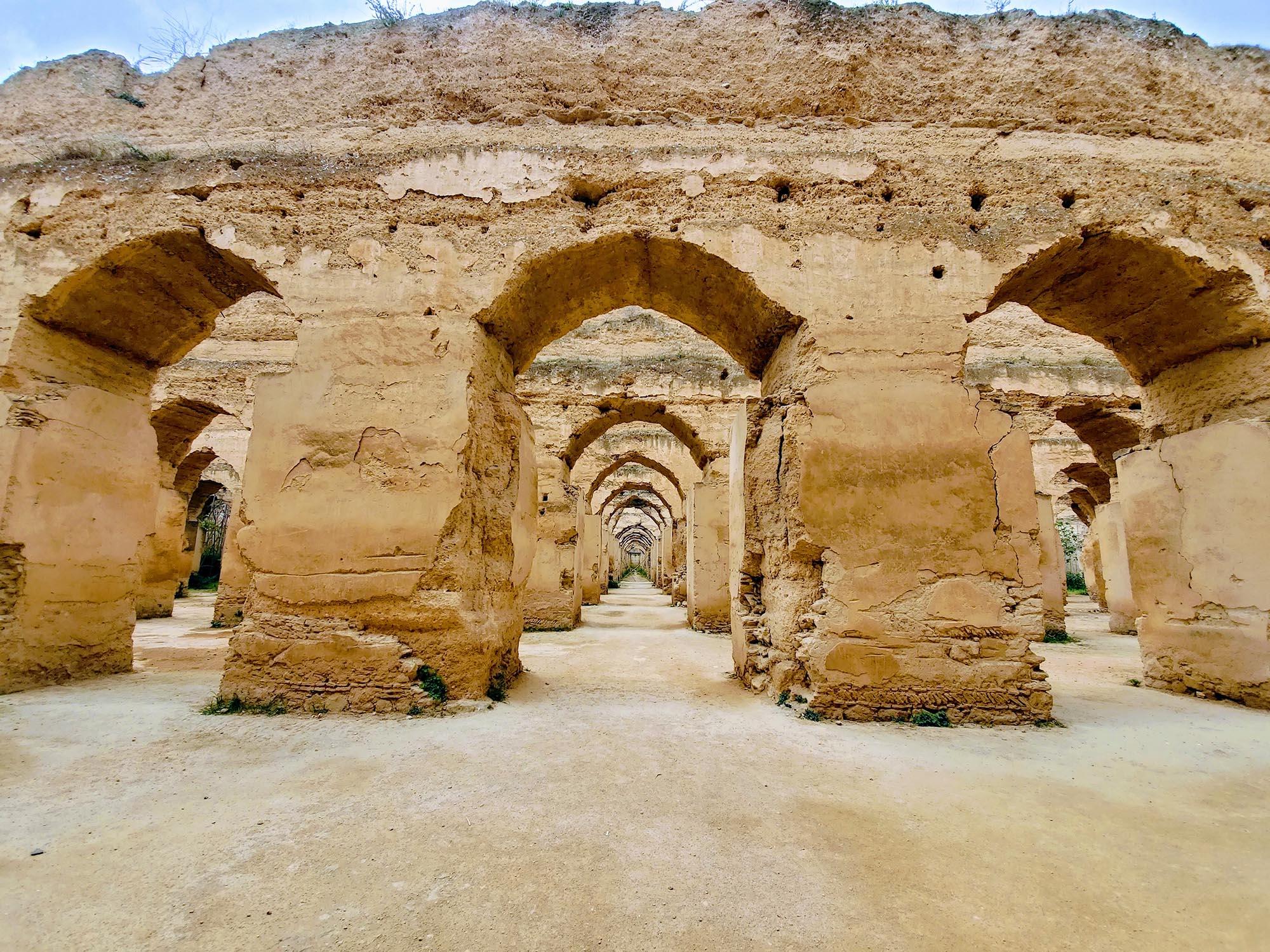 Royal Stables Meknes