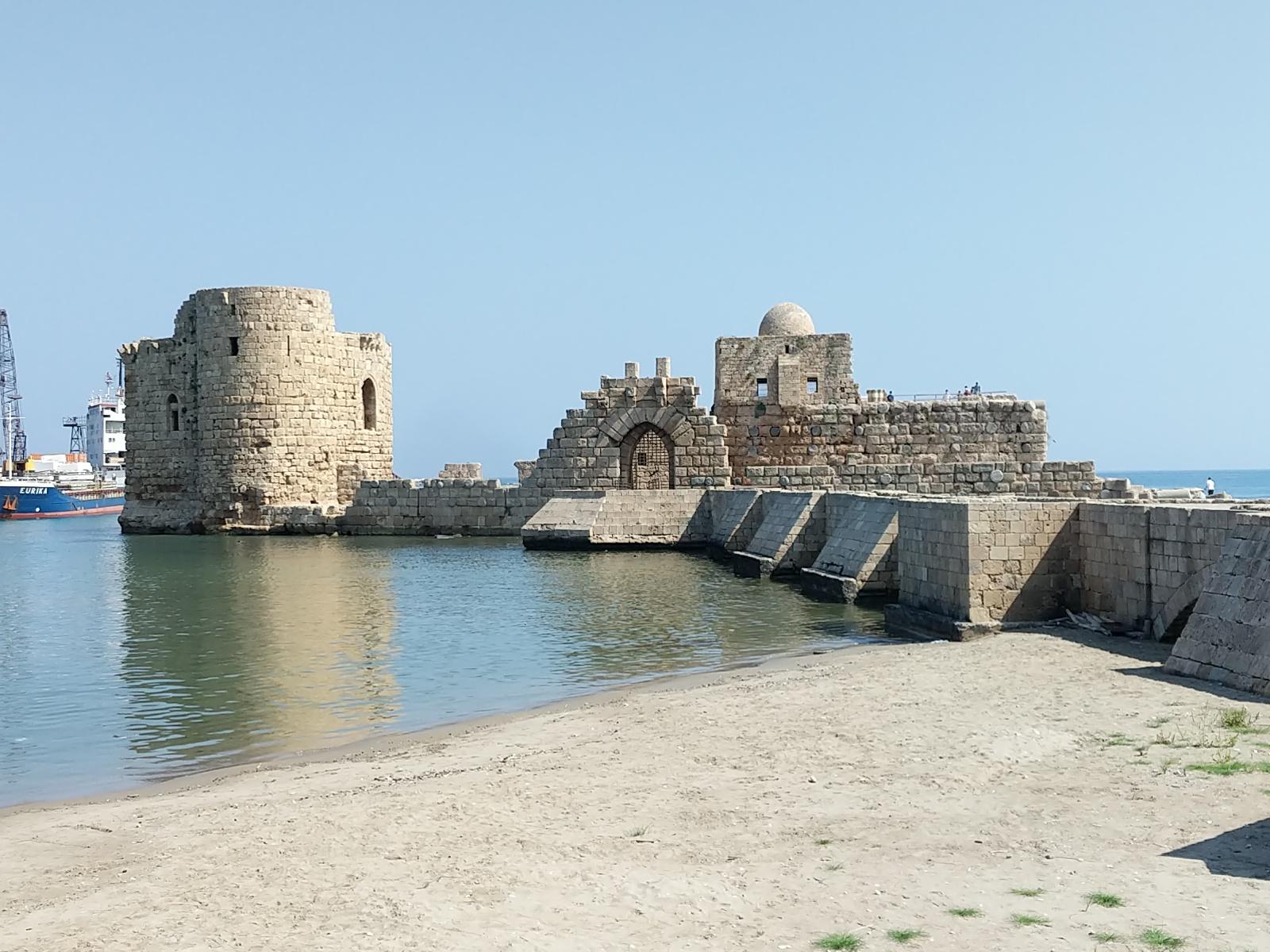 Sidon Zeekasteel