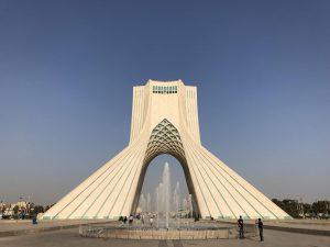 Teheran Azadi Tower