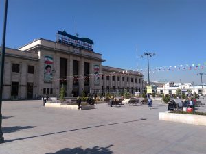 Teheran Centraal Station