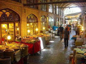 Teheran Souq Grand Bazaar