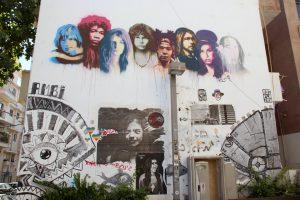Tel Aviv Florentin Graffiti