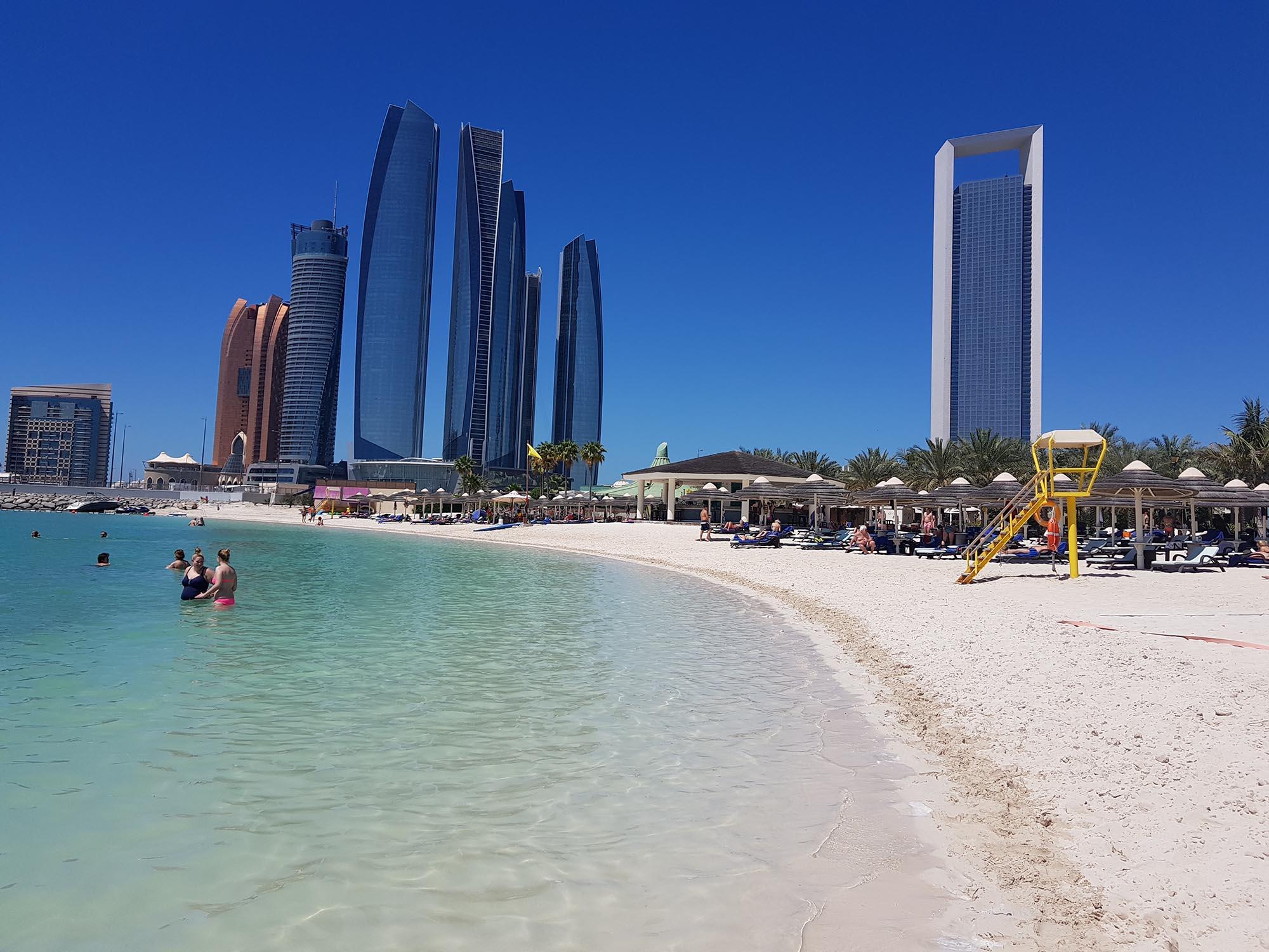 Abu Dhabi Strand Bayshore Beach Club