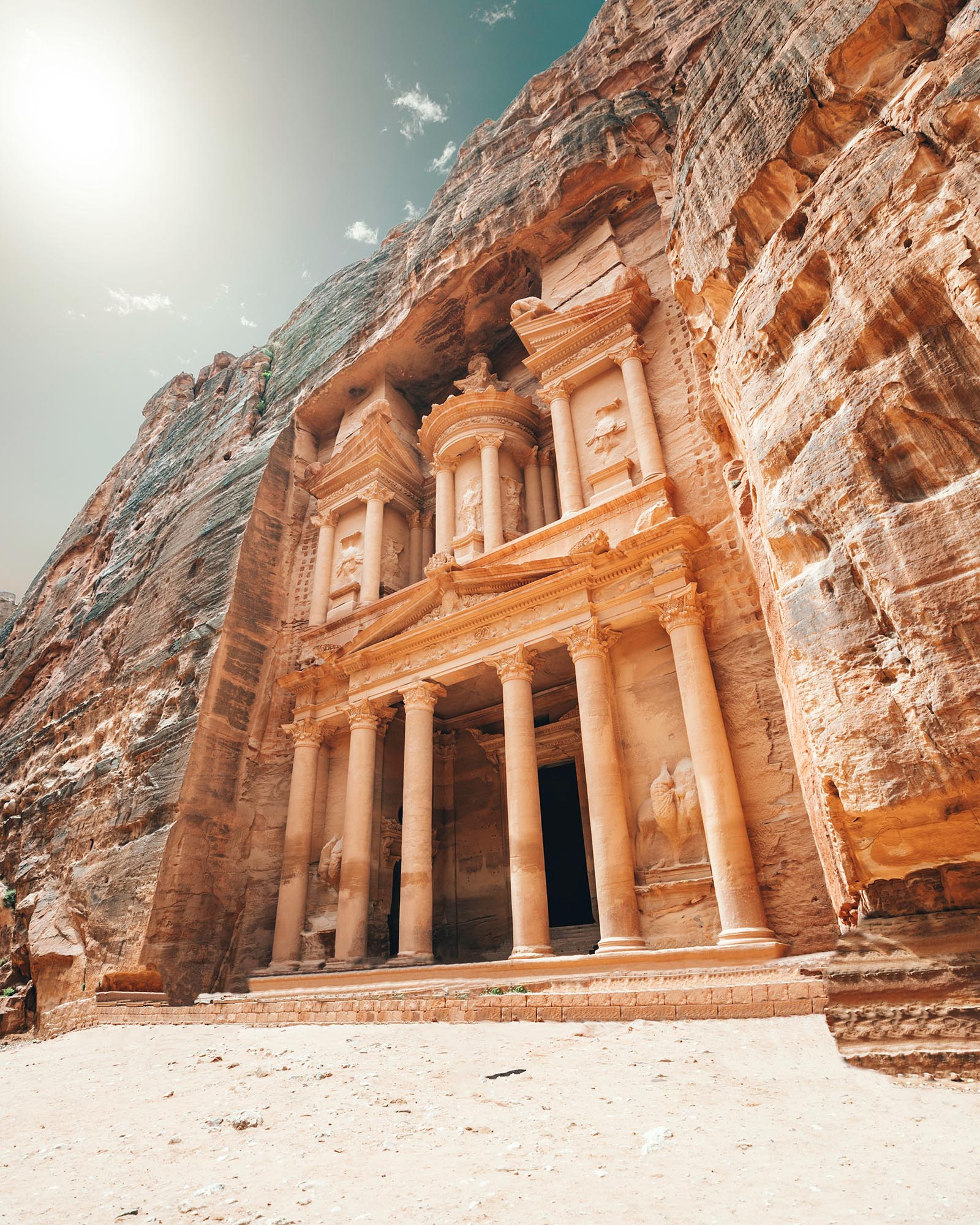 Historical Highlights of Jordan