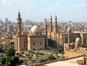 Egypte Caïro Mohammed Ali Moskee
