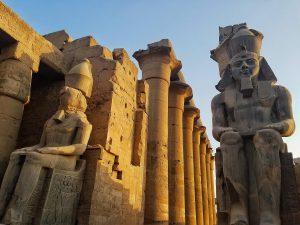 Egypte Tempel Luxor