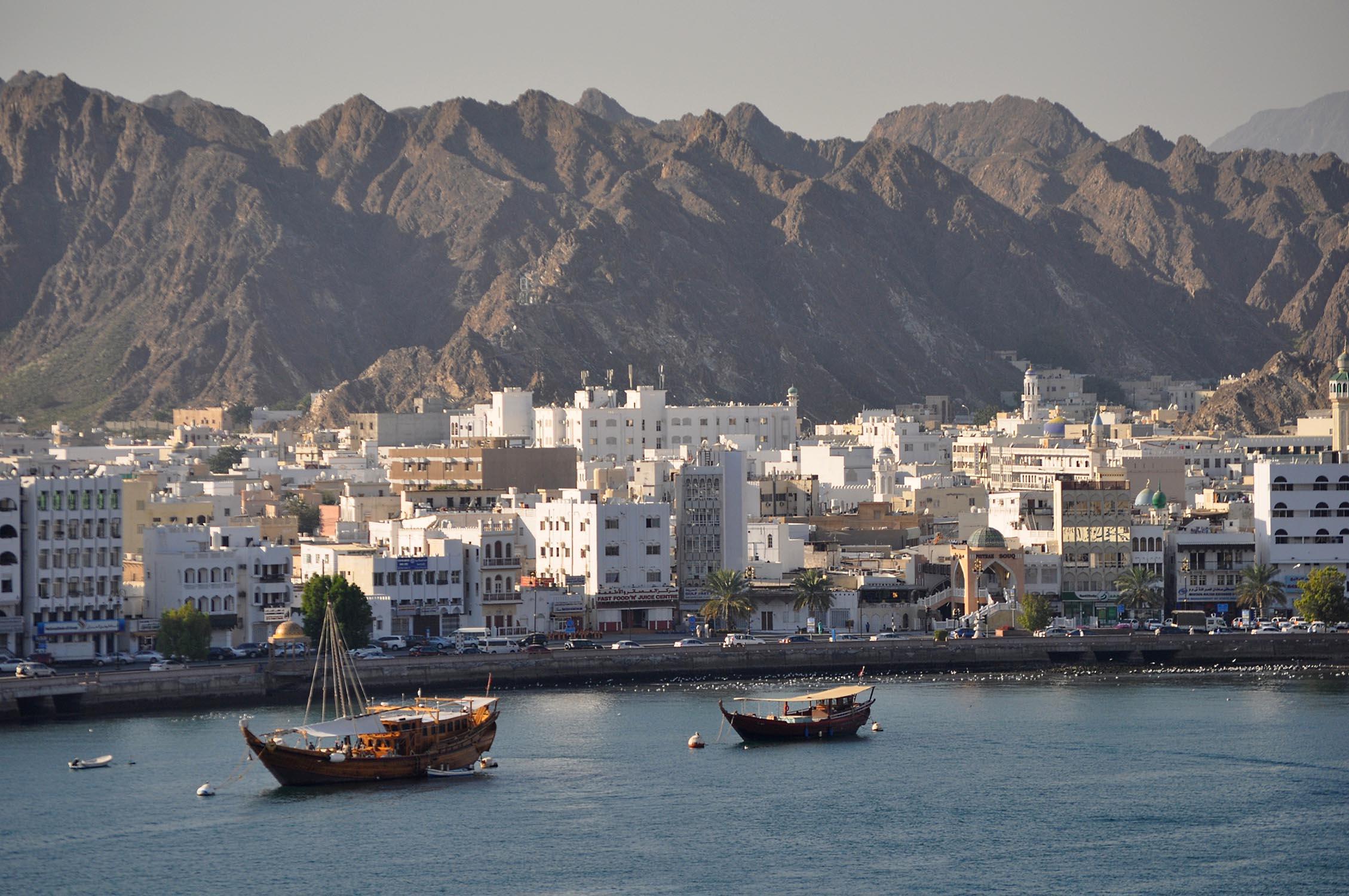 Practical information Oman