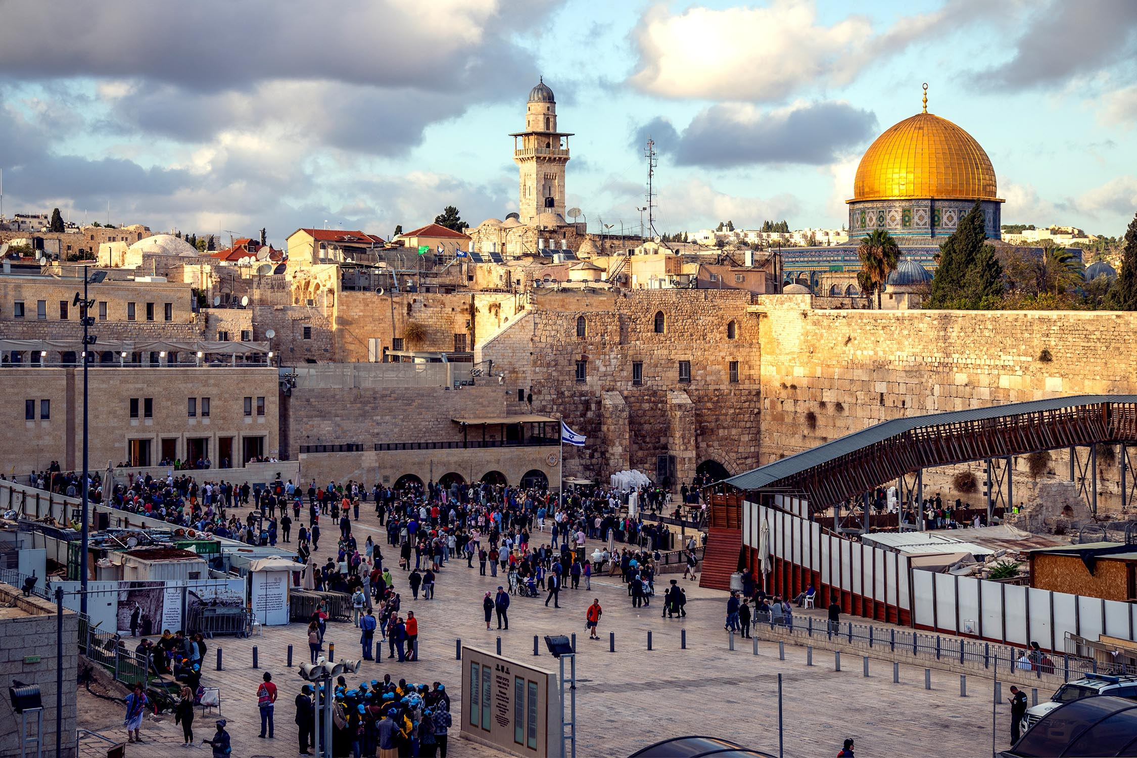 Top Attractions in Jerusalem