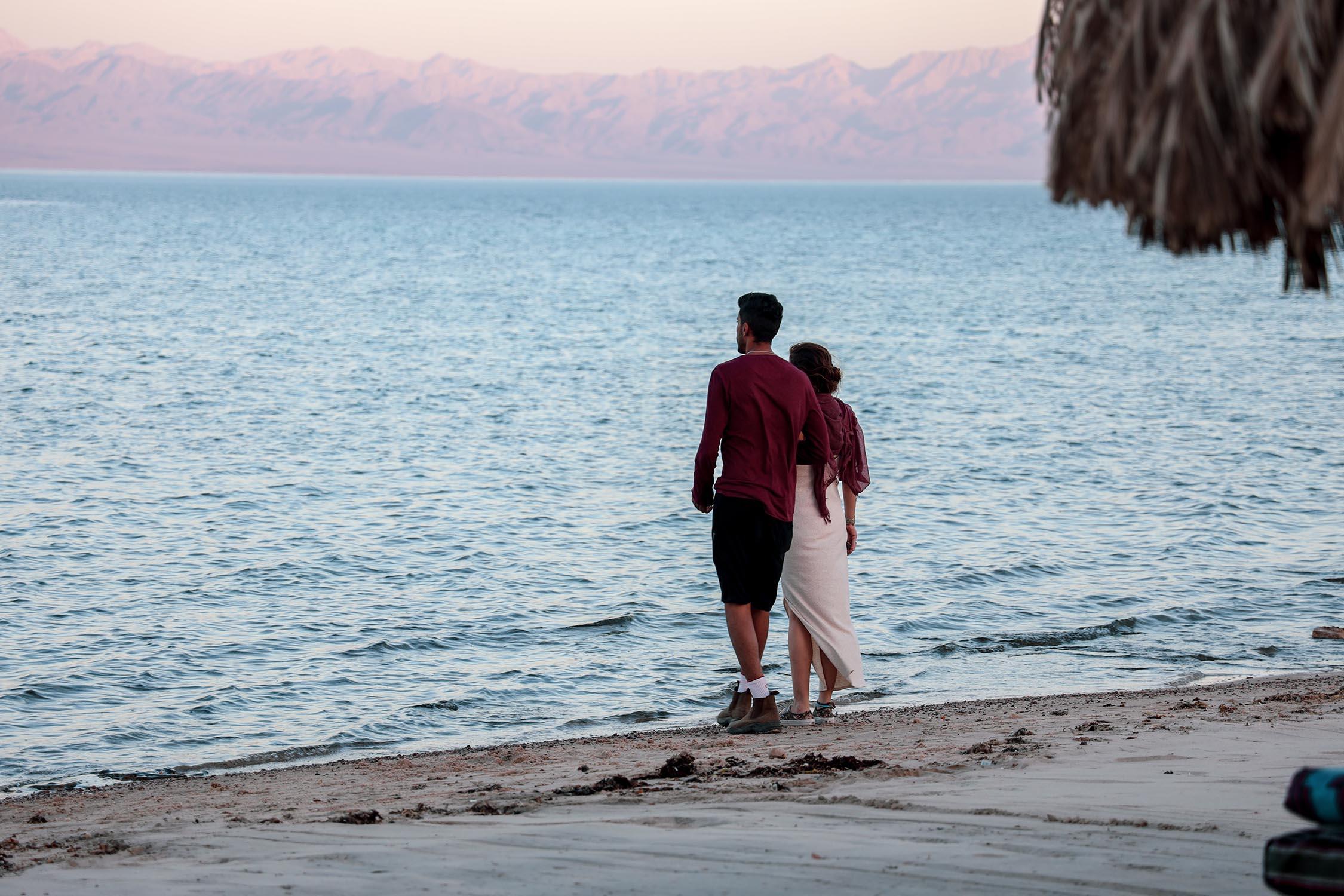 Honeymoons naar het Midden-Oosten